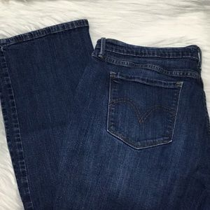 Levi's 505 Straight Leg Jeans - 16M